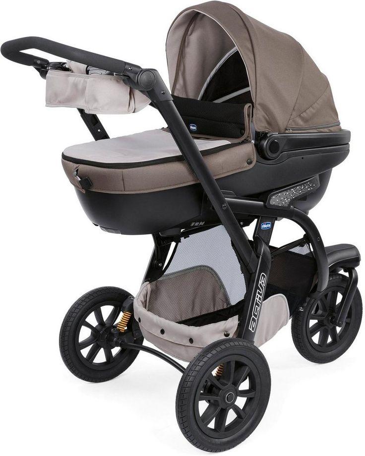 Chicco® Kombi Kinderwagen, »TrioSystem Activ3 Top mit Kit
