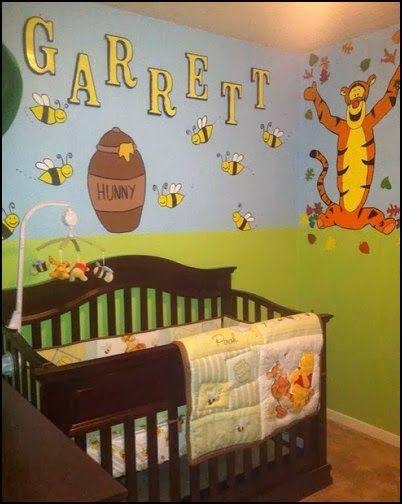 Winnie The Pooh Nursery Decorations Google Search