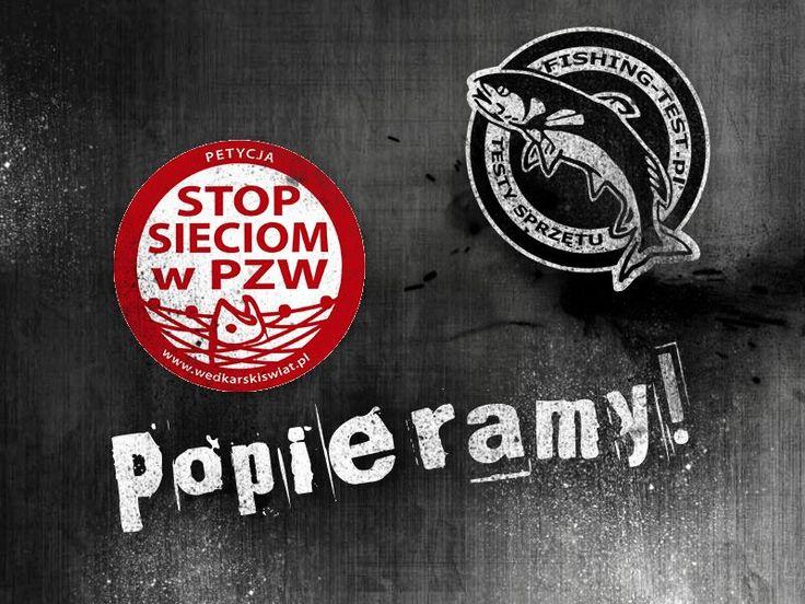 Popieramy petycję Wędkarskiego Świata przeciw komercyjnym sieciom na wodach PZW. #wędkarstwo #petycja