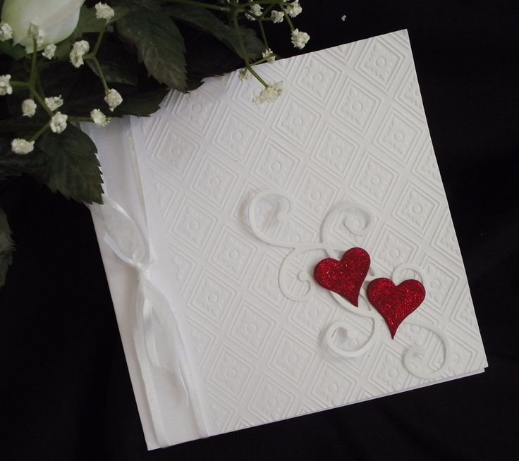 example0th wedding anniversary newspaper announcements%0A Would make a great anniversary valentine card  Two of Hearts