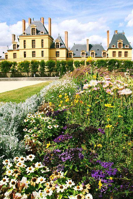 Chàteau de Fontainebleu - Seine-et-Marne - France