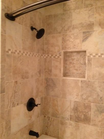 Shower Floor Tiles Which Why And How: Daltile Folkstone Slate Sandy Beach 12 In. X 12 In