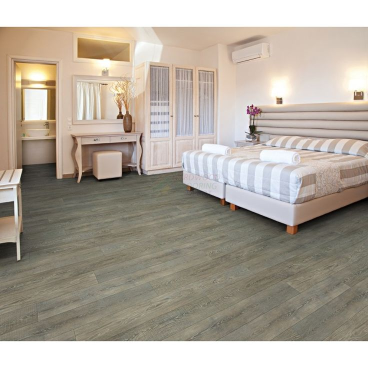 Coretec HD Dusk Contempo Oak 50LVR631 · Flooring OptionsLuxury VinylBedroom  Ideas