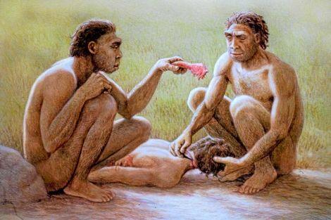 30. Homo antecessor. Es la especie homínida más antigua de Europa y vivieron hace 900.000 años.Eran individuos altos, fuertes, con rasgos arcaicos y cerebro más pequeño y cerebro más pequeño que el del hombre actual.