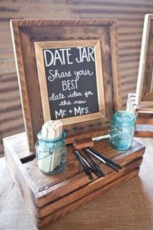 Date ideas from guests to bride and groom. | Wedding | Pinterest | Dates, Date Ideas and Ideas | imging.me
