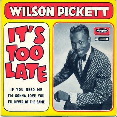 meet pickett singles Daddy b nice's top 10 southern soul singles charts and commentary about  meet me tonight  only time i get lonely---stephanie pickett 14 stuttering .