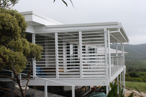Louvres and Shutters :: SpaceSpan Living Systems