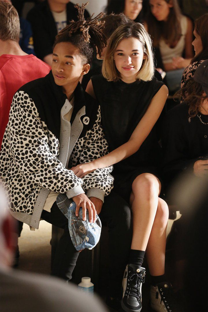 Pin for Later: 25 #OOTDs That Prove Jaden Smith's Girlfriend Sarah Snyder Is a Style Star to Watch