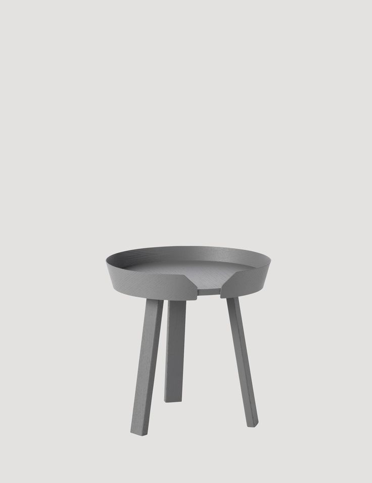 AROUND is a set of coffee tables designed by Thomas Bentzen with a modern and unique identity, produced with materials and craftsmanship that reflect traditional Scandinavian design values. The shape and frame of the tables makes them both functional and elegant, with a warm and welcoming appearance. AROUND tables work well on their own or in groups of two, three or more.With two sizes and more than eight different finishes, any number of unique set ups are possible to suit the particular…
