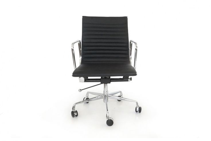 Berkeley Leather Chair | DDK Commercial Office Furniture