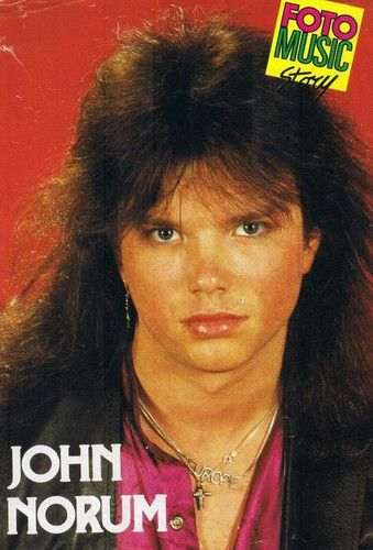 *···Prisioners of Europe···*: 18º Jhon Norum