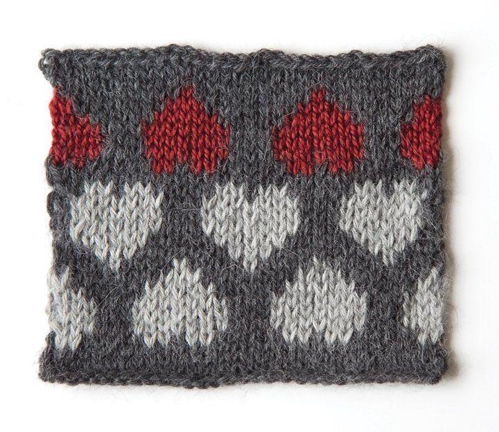 394 Best Knit Stitchery Images On Pinterest