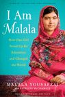 I Am Malala: How One Girl Stood Up for Education and Changed the World (Young Readers Edition)  by Scholastic