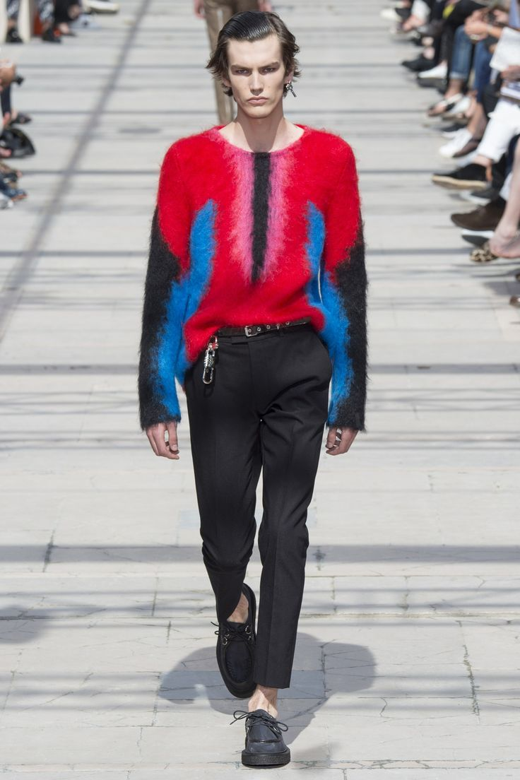 Louis Vuitton Spring 2017 Menswear Fashion Show
