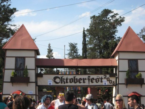 Places to visit in Argentina - Villa General Belgrano for the 2nd largest Oktoberfest in the world! #letsroamwild