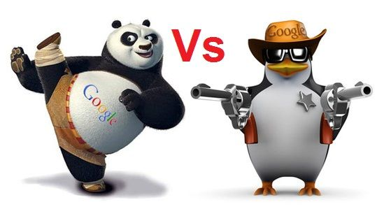 How Google Penguin And Panda Updates are Different