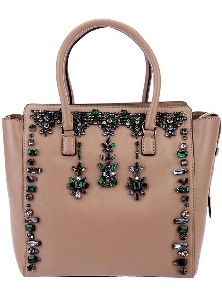 unreal Valentino bag... www.LadiesStylish.com
