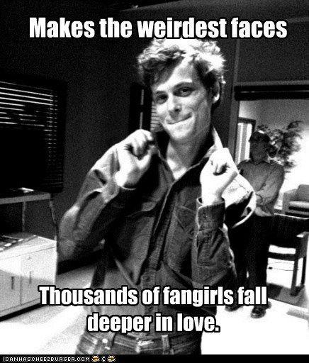 so hot. I love Spencer Reed! Criminal minds!!!!