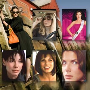 Sandra Bullock: Blindside, speed, Miss Congeniality, practical magic, Premonition, So many great movies!