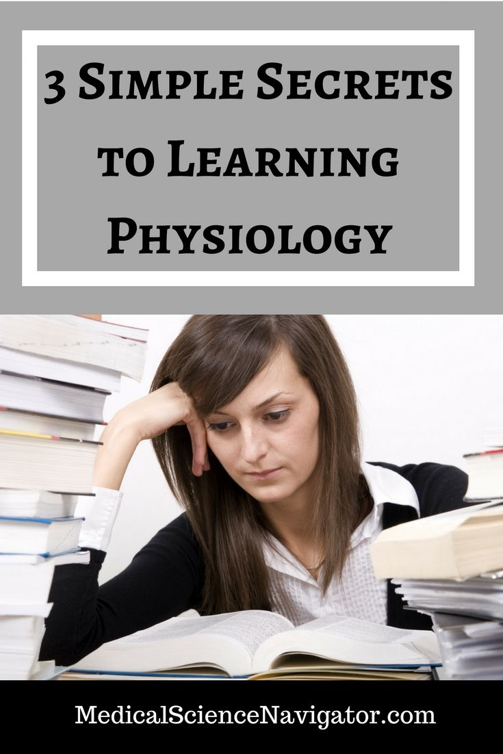 20 best Tips & Strategies for Studying Anatomy and Physiology images ...