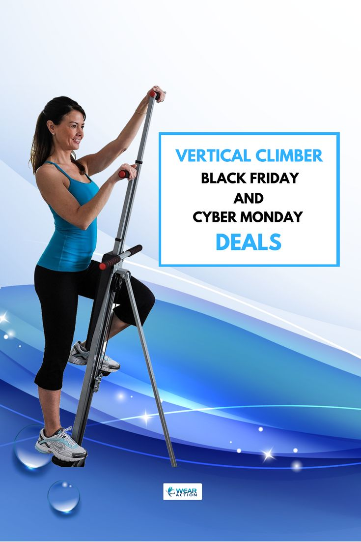 Are you looking for some low impact workout gifts for your loved ones? Check out these Vertical Climber #BlackFriday and #CyberMonday Deals.