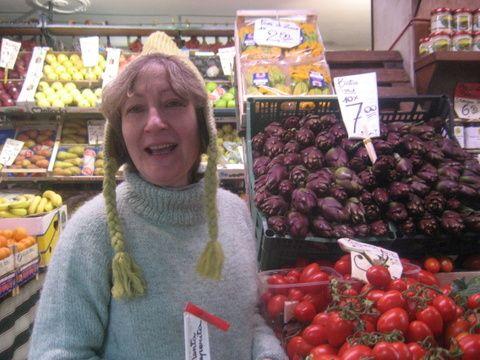 Best Produce Seller at Rialto Market, Venice