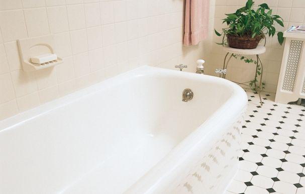 Refinish Your Cast-Iron Tub | Cast iron tub, Cast iron ...