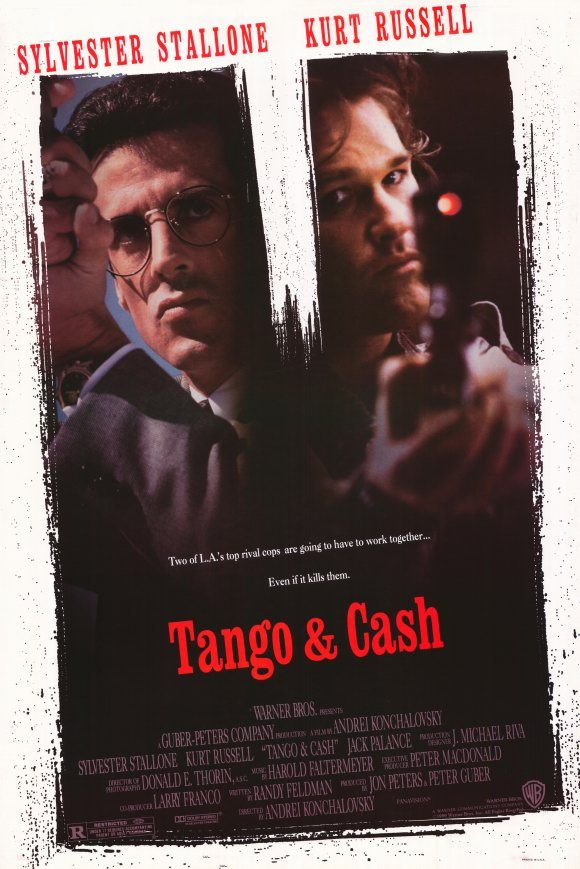 Tango and Cash (1989)