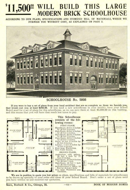 214 best vintage house plans 1900s images on pinterest for Catalog houses