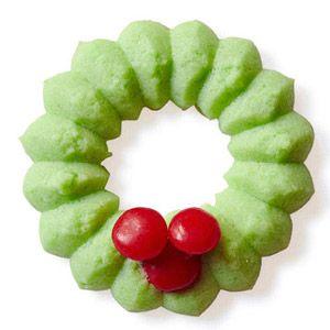 Festive Wreaths #Cookies