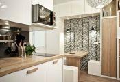 La table de cuisine pliante – 50 idées pour sauver d'espace