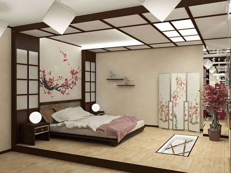 Genial 20+ Asian Bedroom Decor Ideas With Japanese Styles