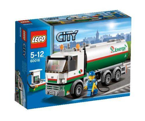 LEGO CITY Tanker Truck LEGO http://www.amazon.com/dp/B0094J11LU/ref=cm_sw_r_pi_dp_IH06vb009W9ZG