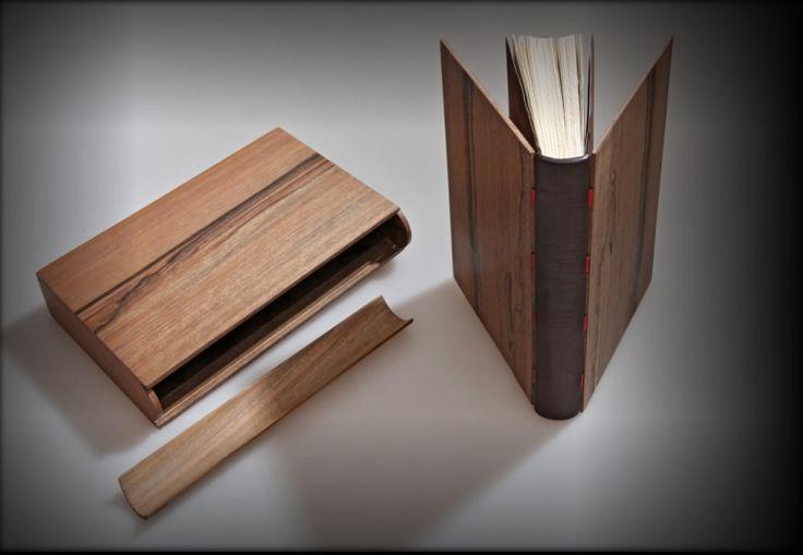 floating back binding