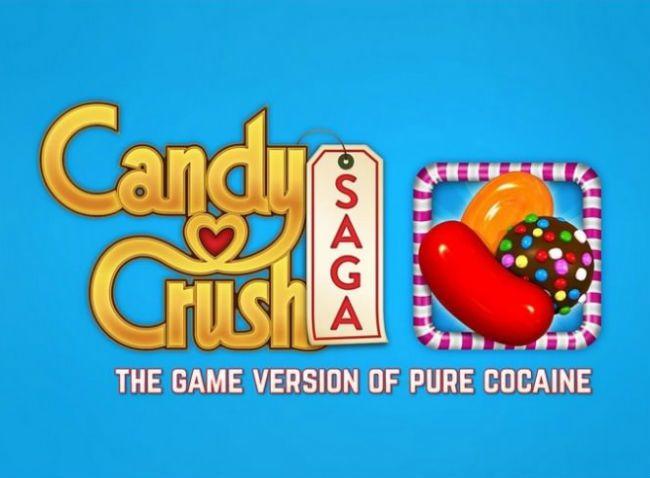 Candy Crush Saga. Brutally Honest Brand Name Slogans – BoredBug