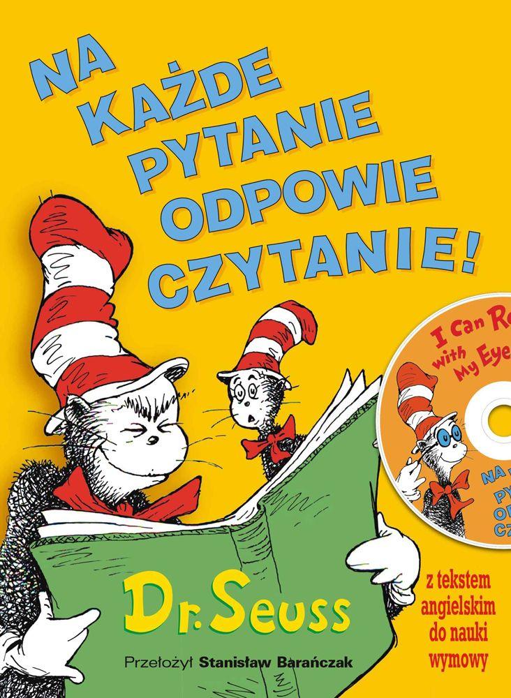 Na każde pytanie odpowie czytanie! - Wydawnictwo Media Rodzina - Książki, Audiobooki, eBooki