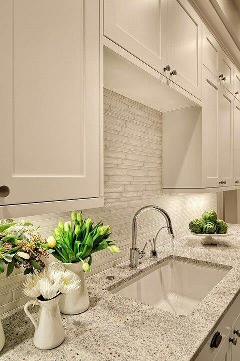 Change to light grey white washed cabinets