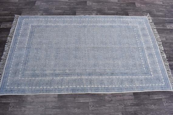 Large 8x10 Feet Rug Handmade