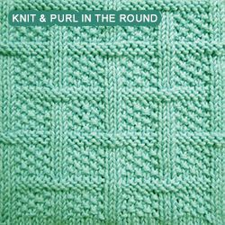 How To Join Knitting Stitches In The Round : 25+ best ideas about Knitting squares on Pinterest Joining crochet squares,...