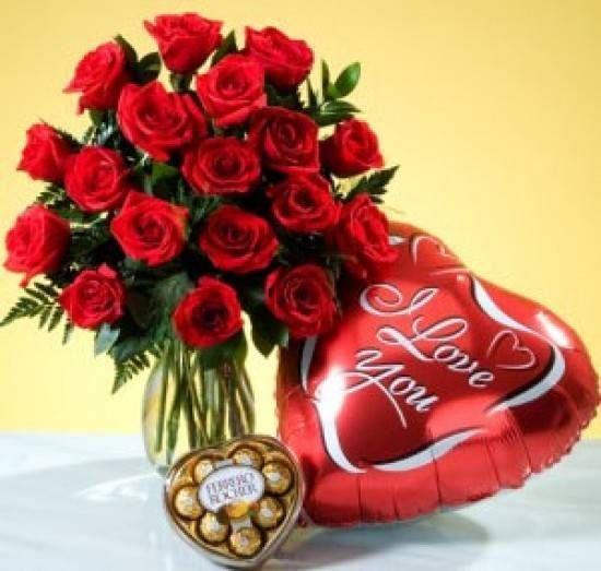 regalos comunes San Valentin