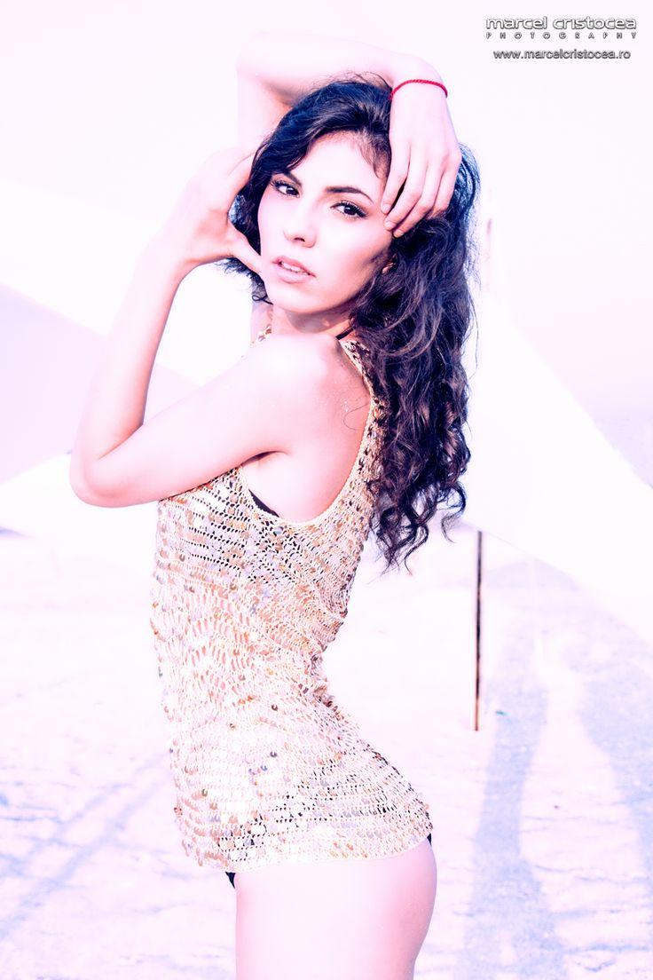 Test shot with Loredana from Max1Agency at Oha Beach Constanta  #fashion #photography #beach #model