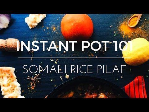 The 25 best somali rice recipe ideas on pinterest instant pot somali rice pilaf youtube forumfinder Images
