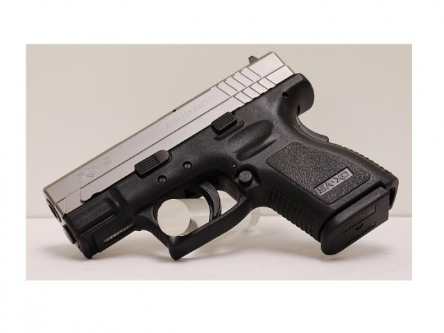 My all time favorite hand gun except mines not subcompact...Springfield XD9