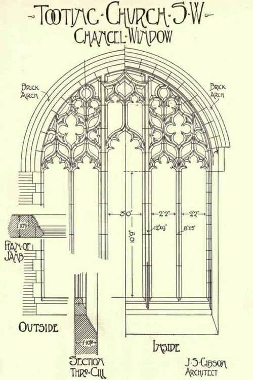 Gothic architecture interior diagram french gothic for French gothic house plans