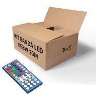 KIT BANDA 5050 RGBW 20M