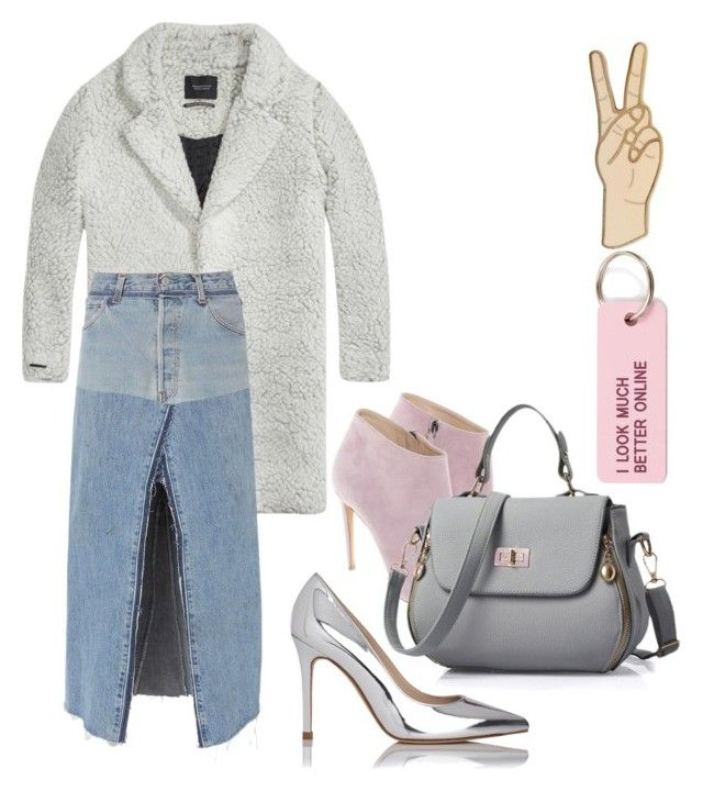 """""""Untitled #16"""" by christi81 on Polyvore featuring Maison Scotch, L.K.Bennett, RE/DONE, Ralph Lauren, Various Projects and Lucky Brand"""