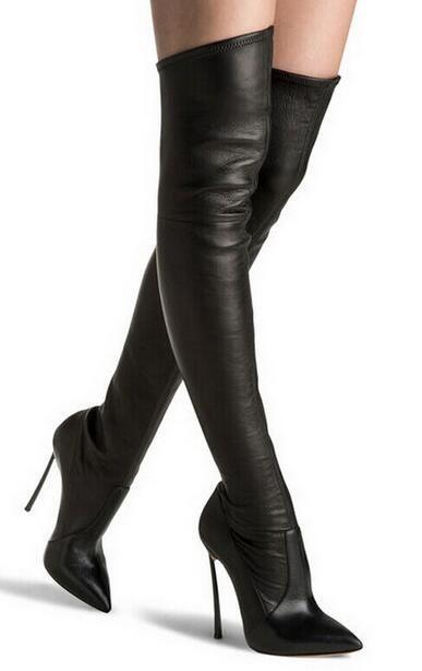 Meer dan 1000 ideeën over Thigh High Boots Cheap op Pinterest ...