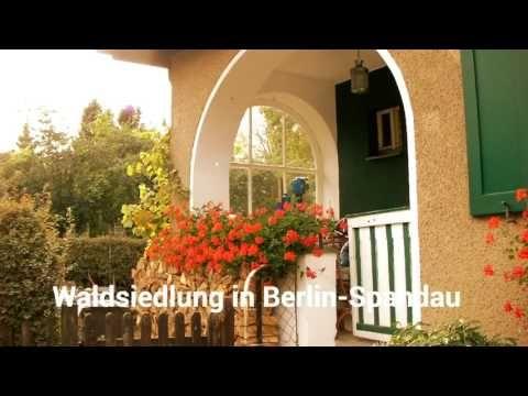 Waldsiedlung in Berlin-Spandau - YouTube