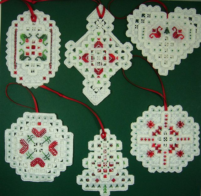 Hardanger Ornaments | Flickr - Photo Sharing!