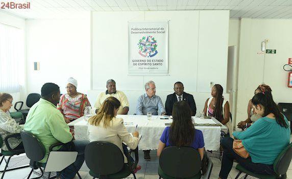 Representante do Ministério de Direitos Humanos chega ao Estado para participar de eventos sobre política de igualdade racial